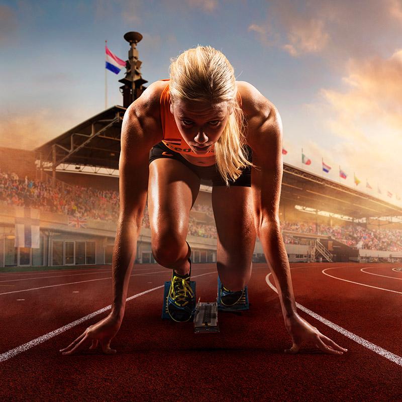 EK Atletiek Amsterdam