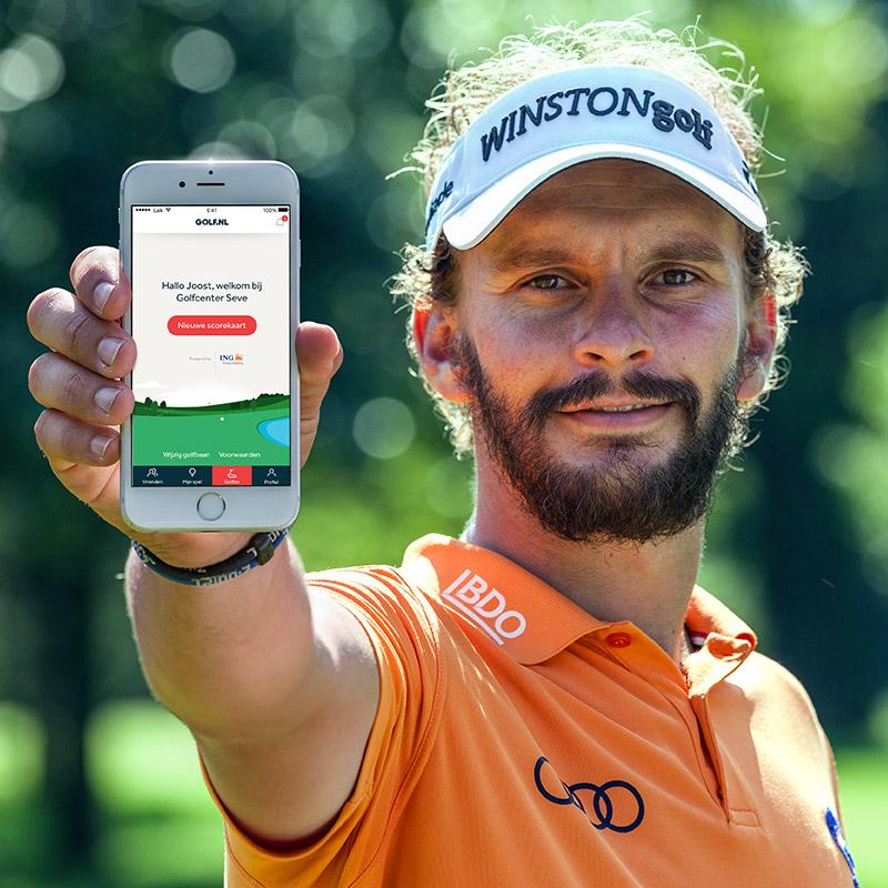Golf.nl app